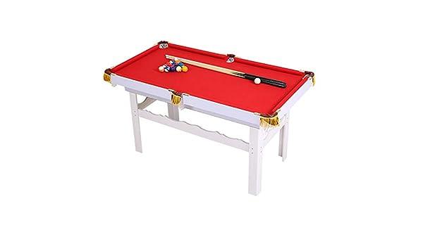Mesa de Juegos para niños, Mini Billar Billar Cubierta con Billar ...