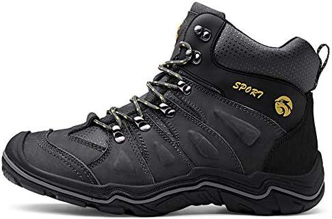 屋外キャンプ防水耐摩耗性ハイキングシューズ男性登山狩猟軽量通気性陸軍戦術トレーニング戦闘ブーツ