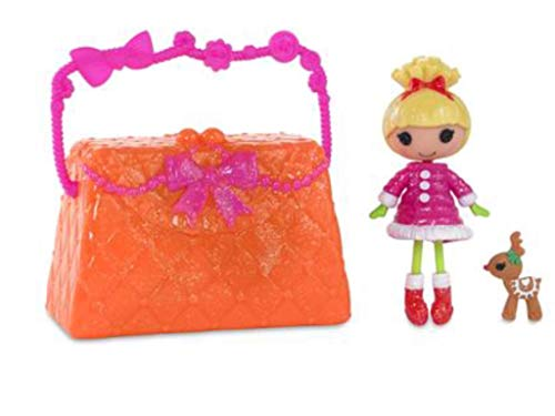Purse Favor Containers - MGA Lalaloopsy Series 4 Minis-Orange Purse Container