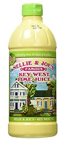 Nellie & Joes: Key West Lime Juice, 16 oz (Pack of 1)