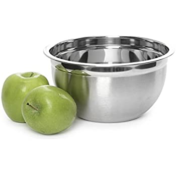 Ybmhome Deep Professional Quality Stainless Steel Mixing Bowl For Serving, MIxing Cooking and or Baking 1170