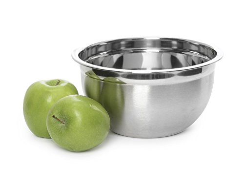 Ybmhome Deep Professional Quality Stainless Steel Mixing Bowl For Serving, MIxing Cooking and or Baking 1170 ( 3 Quart)