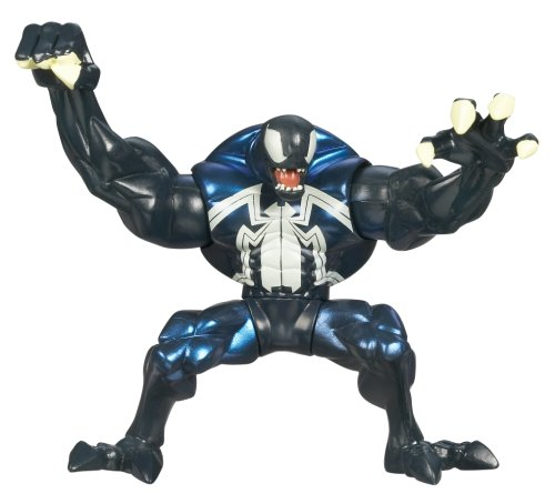 Spiderman Animated Action Figure - Venom
