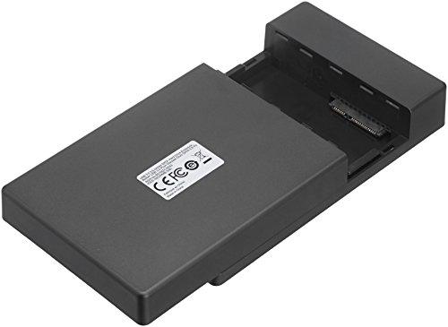 AmazonBasics 3.5-inches SATA Hard Drive Enclosure - USB 3.0 by AmazonBasics (Image #3)