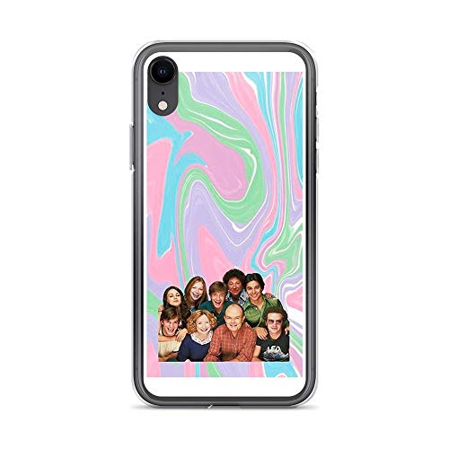 iPhone XR Pure Clear Case Cases Cover That 70s Show