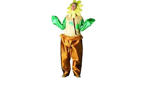 Disfraz de Flor Margarita para adulto: Amazon.es: Juguetes y juegos