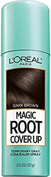 L'Oreal Paris Magic Root Cover Up Gray Concealer Spray, 2 oz.