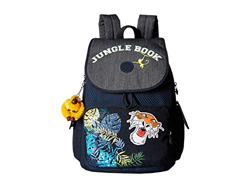 Kipling Disney's Jungle Book City Pack Medium Backpack (City Kipling Collection)