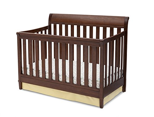 Easy Crib (Delta Children Haven 4-in-1 Convertible Crib, Espresso Truffle)