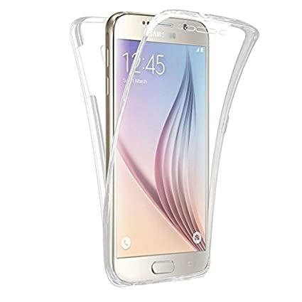 Amazon.com: jnsupplier Samsung Galaxy S6 Edge/Plus Crystal ...