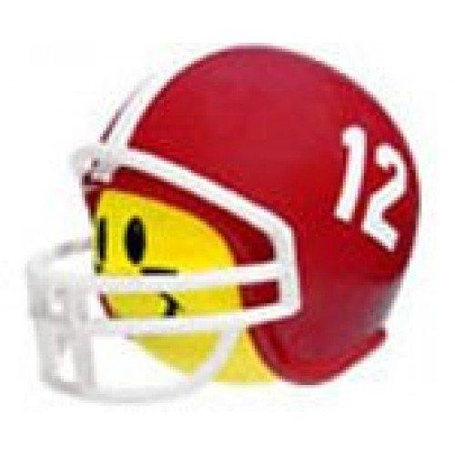 Alabama Crimson Tide Antenna - HappyBalls Alabama Crimson Tide Football Car Antenna Topper/Antenna Ball (Yellow Smiley)