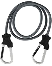 """Keeper 06158 48"""" Super Duty Bungee Cord with Carabiner Hook"""