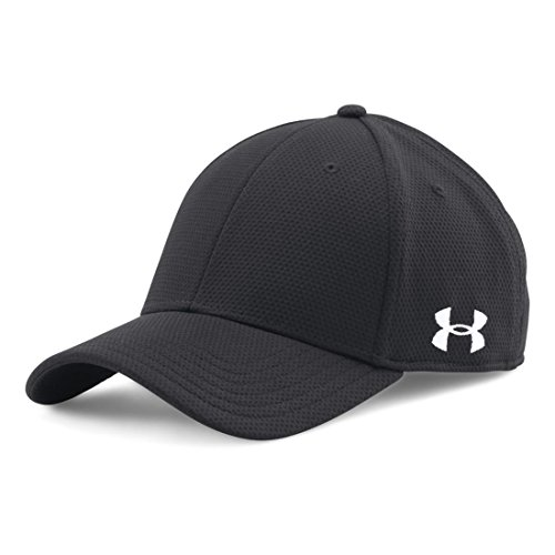 Under Armour Men s Curved Brim Stretch Fit Cap e9f5816569d6
