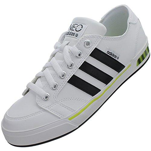 Clemente 2 3 42 Weiß Adidas clip Sneaker G52155 Herren lo Freizeitschuhe 6pwq4pd
