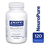 Pure Encapsulations – NeuroPure – Hypoallergenic Supplement with Enhanced Support for Emotional Balance and Mood Stability* – 120 Capsules Review