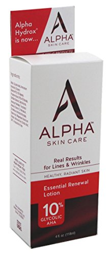 ALPHA Skin Care Essential Renewal Lotion 4oz/118ml