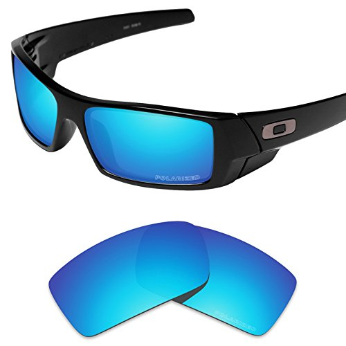 Tintart Performance Lenses Compatible with Oakley Gascan Polarized Etched-Sky ()