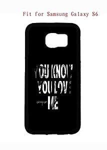Gossip Girl Hard Case for Samsung Galaxy S6 S6Agnespro-519 Custom New Print