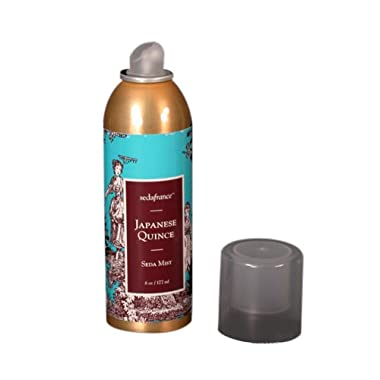 Seda France Classic Toile Room Mist Japanese Quince 6 oz