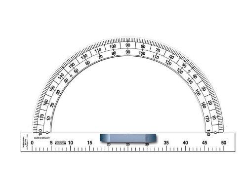 180/° Pythago Pythago 50 cm Winkelmesser