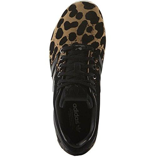 Carton Flux Zx Chaussures Noyau Sport Noir Adidas De erwachsene Mixte z1v7xF
