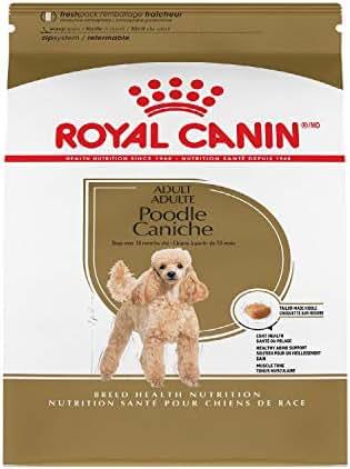 Dog Food: Royal Canin Poodle