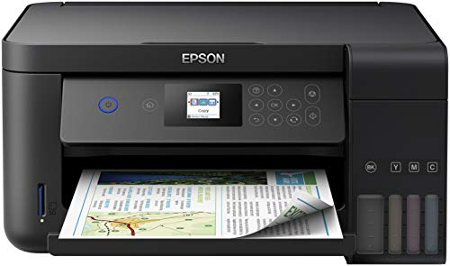 Epson EcoTank ET-2750 Stampante Inkjet 3-in-1, Stampa Fronte/Retro, Copia e Scansione, Connettività Wi-Fi e App, LCD da… 1 spesavip