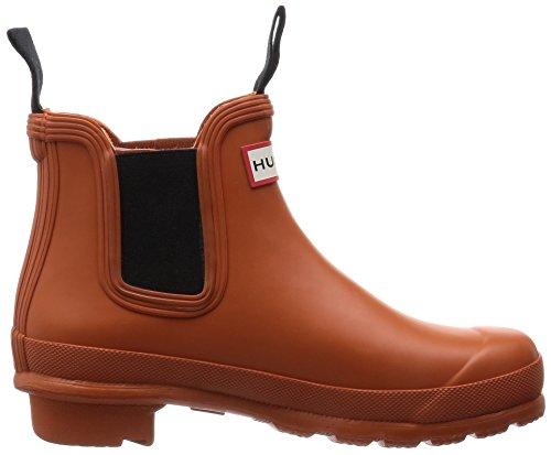 Hunter Womens Original Chelsea Rain Boots Iron Oxide l5f7T5Zubn