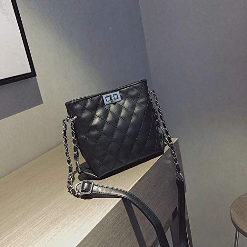 Femme bandoulière Xixik Sac Unique pour Noir Taille WtTx71nPTf