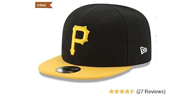 5e68c14fee8 Amazon.com   MLB Pittsburgh Pirates Infant s 9Fifty Snapback Cap   Sports  Fan Baseball Caps   Sports   Outdoors