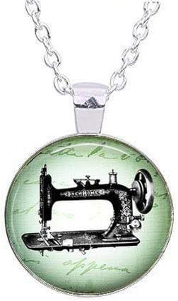 Colgante de máquina de coser antigua, costura, costura, costura ...