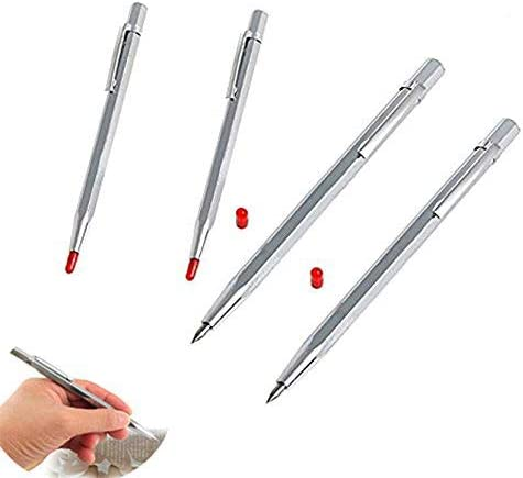 New High Quality Sharp Tungsten Steel Tip Scriber Clip Pen Ceramics Glass/%
