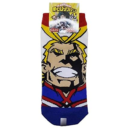 JP PRODUCTS My Hero Academia Ladies Socks/All-Might