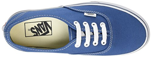 Blue Zapatillas Unisex Azul de Authentic Marshmallo Tela Vans 8Hw14Anqw