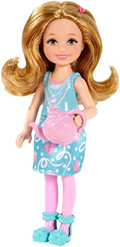 Barbie Sisters Chelsea and Friends Doll, Tea (Skipper Barbie Costume)