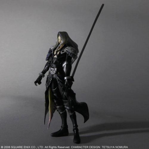 Dissidia Final Fantasy Trading Arts Vol. 2 Sephiroth 13cm Actionfigur