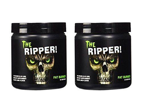 Cobra Labs The Ripper Razor Lime 30 Servings 0.33 LB (Pack of 2)