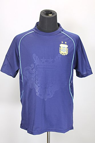 Argentina Away Adult Soccer Jersey - Size (Argentina Adult Soccer Jersey)