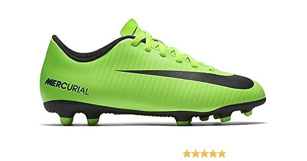 Nike Mercurial Vortex III FG, Botas de fútbol Unisex Niños: Amazon ...