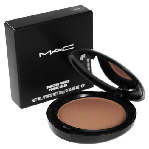 MAC Bronzing Powder: Refined Golden