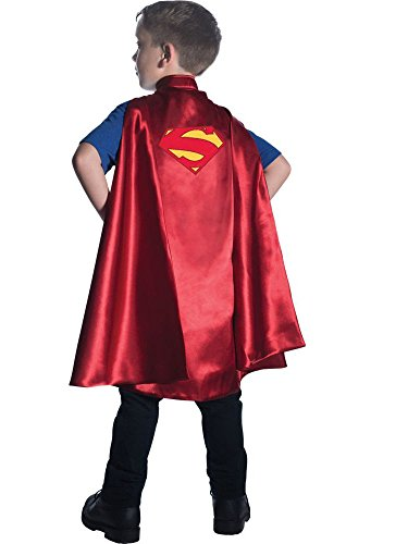 (Rubie's Costume DC Superheroes Superman Deluxe Child Cape Costume)