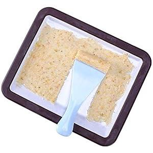 YYSDH EIS Piastra teppanyaki 2.020 Bambini Quadrato di Ghiaccio panini Crema Macchina DIY del Ghiaccio Pan Macchina per… 1 spesavip