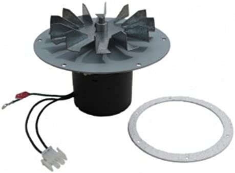Pellet Stove Blower Motor Replacement Electric Motors Whitfield Quest Gray NEW