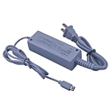 Generic Wall AC Adapter Power Charger For Nintendo Wii U Gamepad Controller US Plug