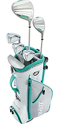 "Top Flite Junior Girls Complete Golf Club Set Ages 9-12 or 53"" & up Kids Set"