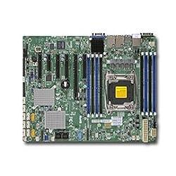 Supermicro Mbd-x10srh-cf-b Lga2011 Intel C612 Ddr4 Sata3&sas3&usb3.0 V&2gbe Atx Server Motherboard