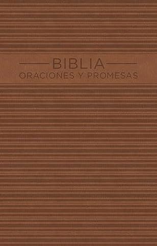 Biblia oraciones y promesas NVI (Spanish Edition) (Biblia Oraciones Y Promesas)