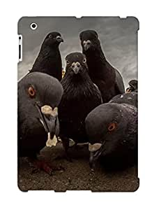 Hot XugVzDn1691ZoHof Pigeons Tpu Case Cover Series Compatible With Ipad 2/3/4