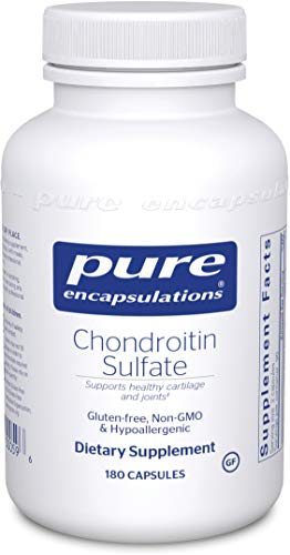 Cheap Pure Encapsulations – Chondroitin Sulfate (Bovine) – Hypoallergenic Support for Healthy Cartilage and Joints* – 180 Capsules