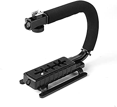O-Shaped Bracket for Camcorder Video Light Durable